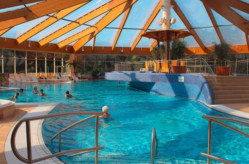 haus weserblick therme